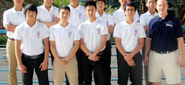 Varsity Boys Tennis 2011-12
