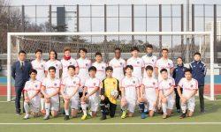 Varsity Boys Soccer 2017-18