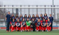 Varsity Girls Soccer 2017-18