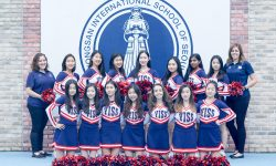 Cheerleading 2017-18