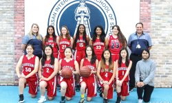 JV Girls Basketball 2017-18