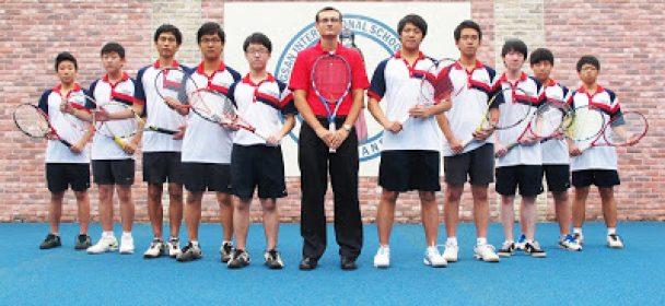 Varsity Boys Tennis 2012-13