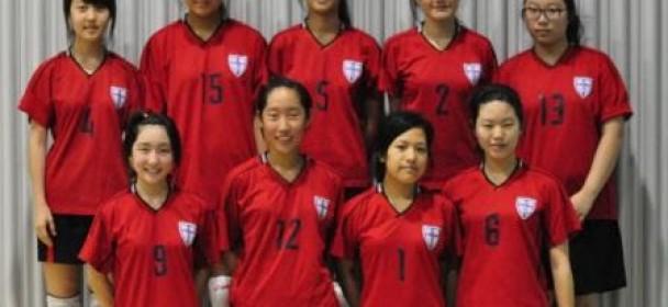 JV Girls' Volleyball 2009-10
