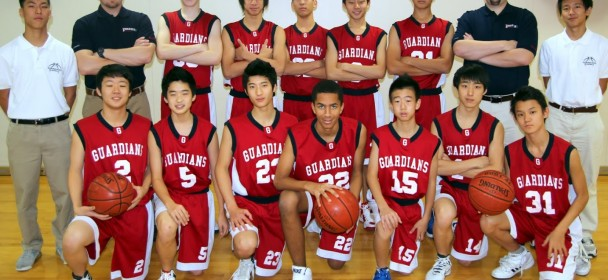 JV Boys' Basketball 2011-12