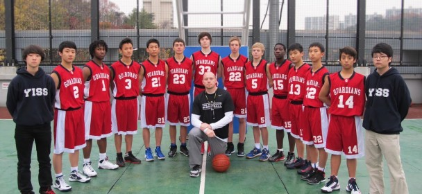 JV Boys' Basketball 2012-13