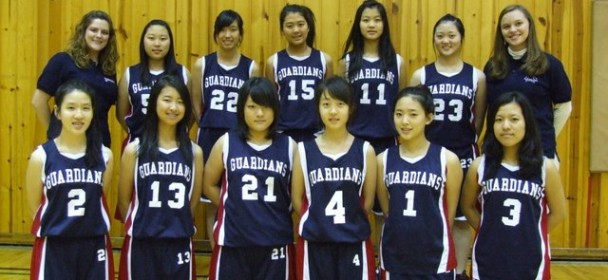 JV Girls Basketball 2009-10