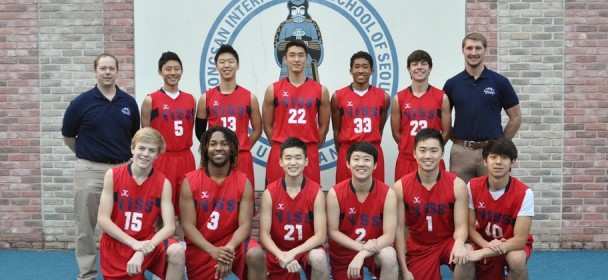 Varsity Boys' Basketball 2013-14