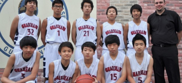 JV Boys' Basketball 2010-11