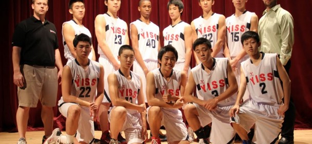Varsity Boys' Basketball 2010-11