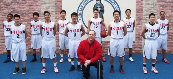 Varsity Boys' Basketball 2012-13