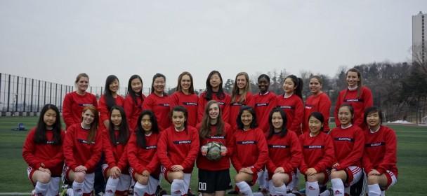 Varsity Girls Soccer 2012-13