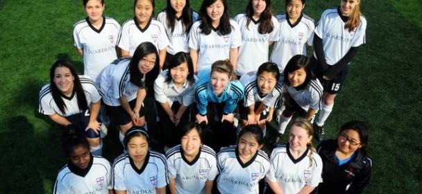 Varsity Girls Soccer 2009-10