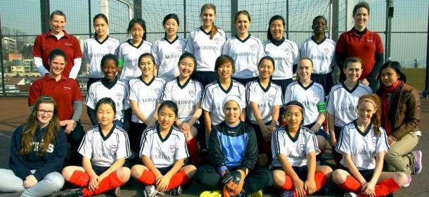 Varsity Girls Soccer 2011-12
