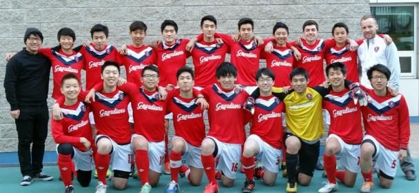 Varsity Boys Soccer 2013-14