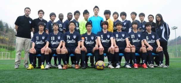 Varsity Boys Soccer 2009-10