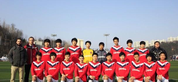 Varsity Boys Soccer 2012-13