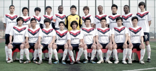 Varsity Boys Soccer 2011-12