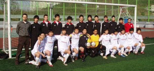 Varsity Boys Soccer 2007-08