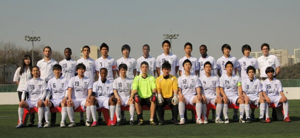 Varsity Boys Soccer 2010-11