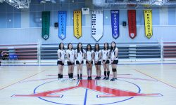 JV Girls Volleyball 2018-19