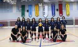 Varsity Girls Volleyball 2018-19