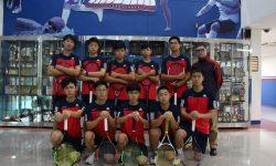 Varsity Boys Tennis 2018-19