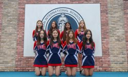 JV Cheerleading 2018-19